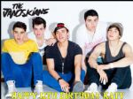 A4 Janoskians Personalised Edible Icing or Wafer Paper Cake Top Topper